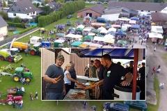 Riesenandrang beim Sassenburger Bauernmarkt in Neudorf-Platendorf