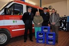 Wittinger Brauerei: Ein Dank an die ehrenamtlichen Fluthelfer