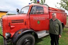 Was die Feuerwehr für ihren Oldtimer tun will