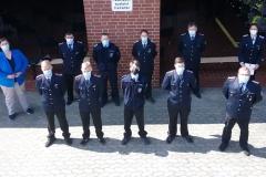 Kontinuität im Kommando der Neudorf-Platendorfer Feuerwehr